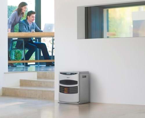 Energie besparen met bijverwarming - Qlima